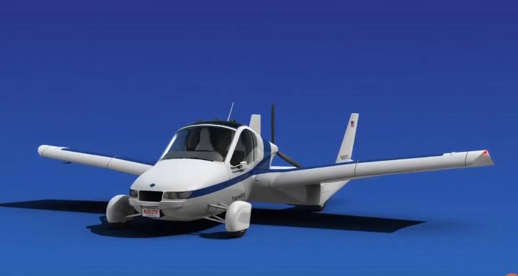 05 Terrafugia voiture volante
