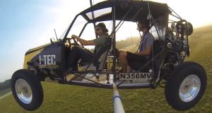 10 Maverick voiture volante