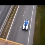 14 Aeromobil 3.0 voiture volante - sur la route