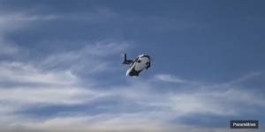 16 Terrafugia TFX voiture volante