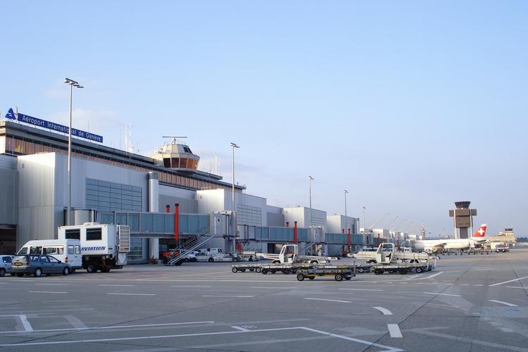Aéroport de Génève Cointrin