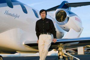 9 Honda jet privé - le PDG, Fujino