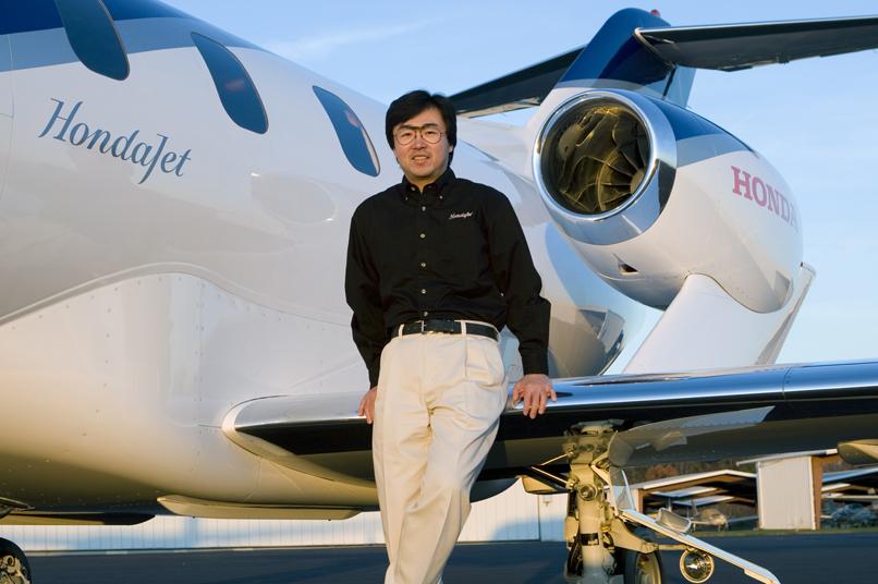 09 Honda jet privé – le PDG, Fujino