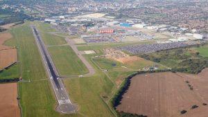 Aéroport de LONDON LUTON