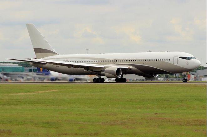 12 Roman Abramovich – Boeing 767