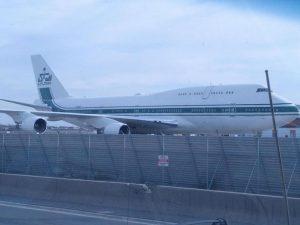 13 Saudi Prince Al Waleed Bin Talal Al Saud - Boeing 747