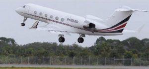 06 Tiger Woods - Gulfstream G550