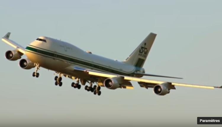 04 – Prince Al-Waleed bin Talal's 747-400
