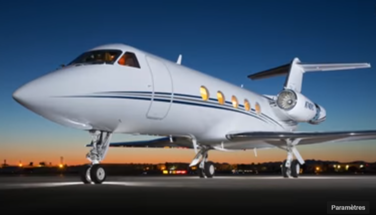 07 – Tyler Perry's Gulfstream III – $125 million
