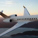 10 Le Bombardier Global 8000 - jet privé de Céline Dion (2)