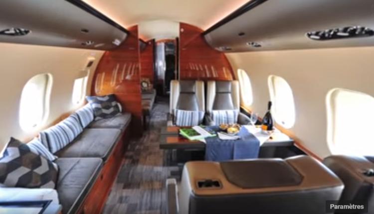 10 Bombardier Global 8000 – jet privé de Céline Dion (3)