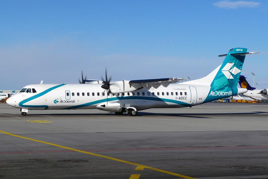Turboprop ATR 72
