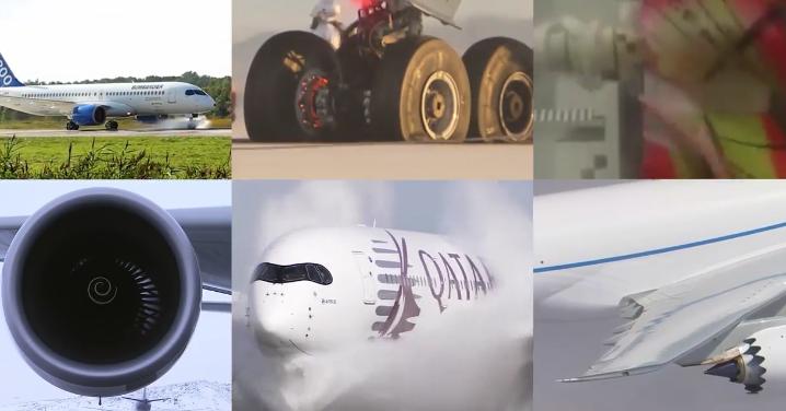 tests des avions