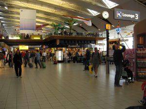 aéroport Amsterdam Schiphol