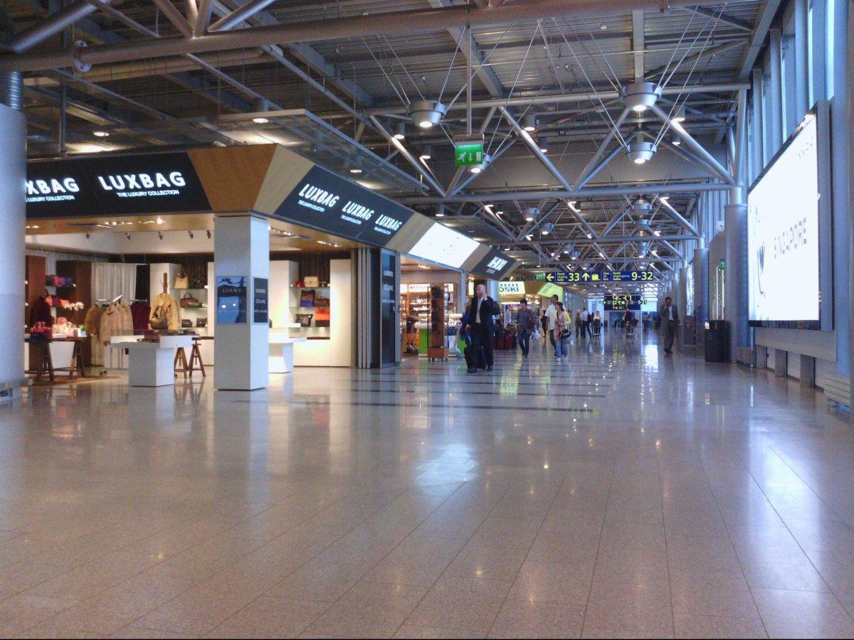 aéroport d'Helsinki