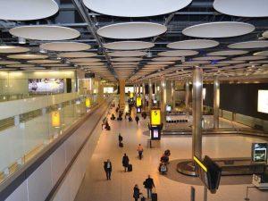 aéroport Londres Heathrow (LHR)