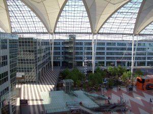 aéroport de Munich