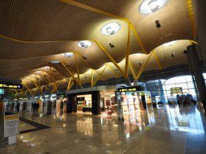 aéroport international Madrid-Barajas