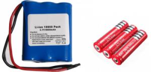 batteries lithium-ion
