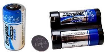 batteries lithium-métal