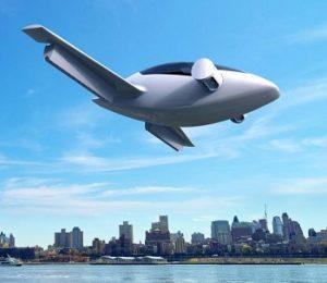 Futur des avions privés: plus de moteurs électriques et location