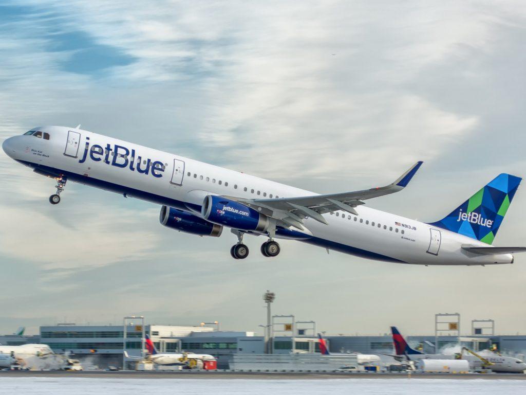 Airbus A321 de JetBlue