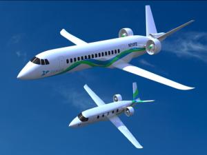 Avion électrique Zunum