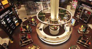 aéroport Changi de Singapour-magasin