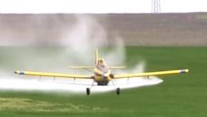 chemtrail - épandage de pesticides
