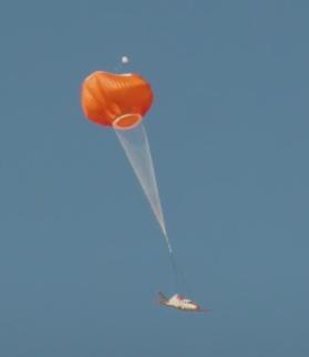 Cirrus Vision Jet - avec parachute