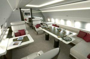 Airbus est un leader, ses jets privés vont de 64 à 100 millions €