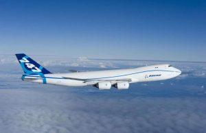 Boeing 747-81 VIP Private Jet-€330 millions - c'est le même que celui du président des USA
