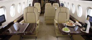 Dassault Falcon 2000 LX - intérieur