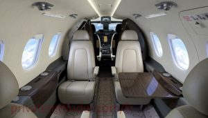 Embraer Phenom-100e intérieur