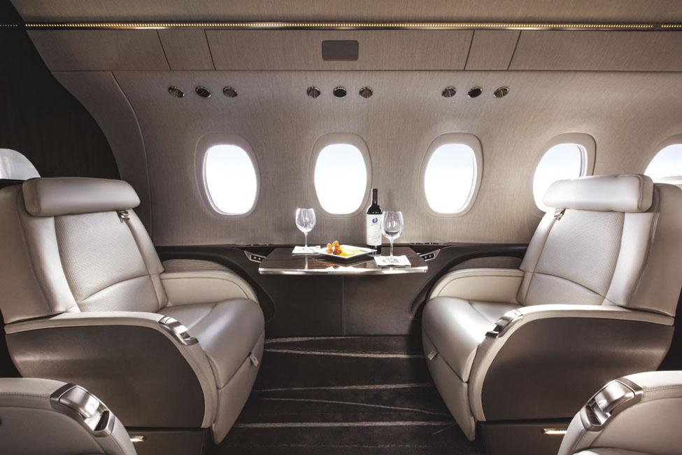 Le Cessna Citation Longitude peut accueillir 12 personnes écoute 23 millions d'euros