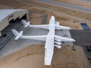 Stratolaunch, l'avion plus gros du monde