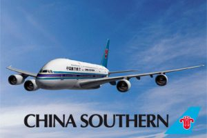 jet de China Southern