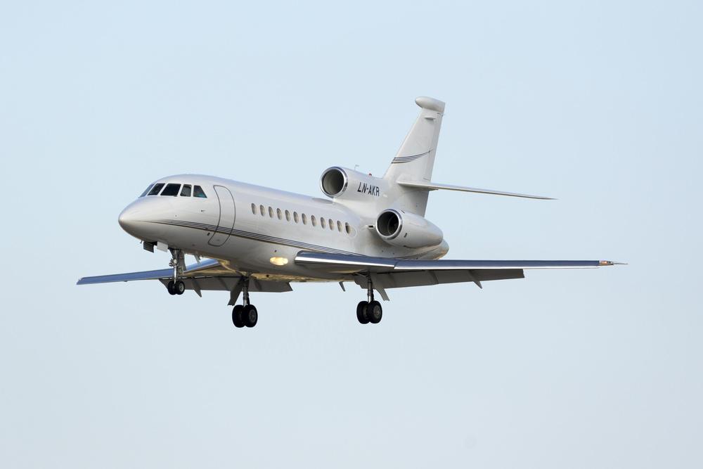 Dassault-Falcon-900EX