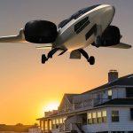 L'avion privé plus cool,  petit et révolutionnaire du monde