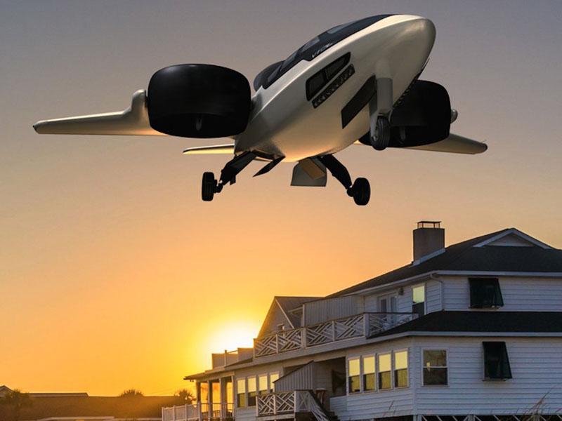 XTI Aircraft TriFan 600 - avion privé