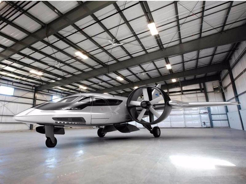 Le jet hybride XTI Aircraft TriFan 600