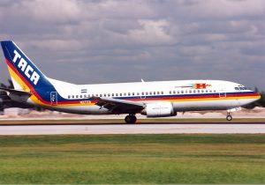 TACA International Airlines Boeing 737-300 photo Torsten Maiwald