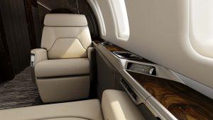 écran de contrôle - photo courtoisie de Bombardier