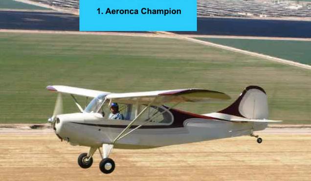 01. Aeronca Champion