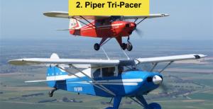 02. Piper Tri-Pacer