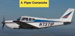 04. Piper Comanche