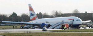 Boeing 777 accident