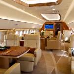 Les huit jets privés plus luxueux des footballeurs, le plus luxueux est en location!