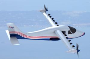 X-57, Avion électrique
