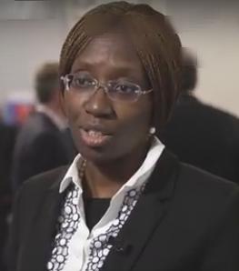 Mme Ibilola Amao Fei de l'Energy Institute